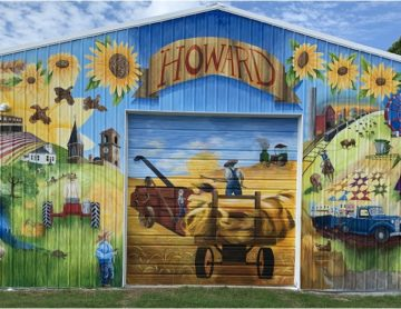 Howard Mural Project